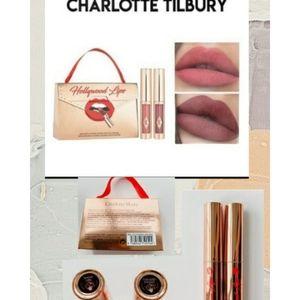 Charlotte Tilbury Mini Hollywood Liquid Lipsticks